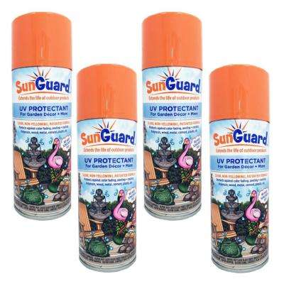 SunGuard UV Protectant for Outdoor Decor Furniture and More (4-Pack)