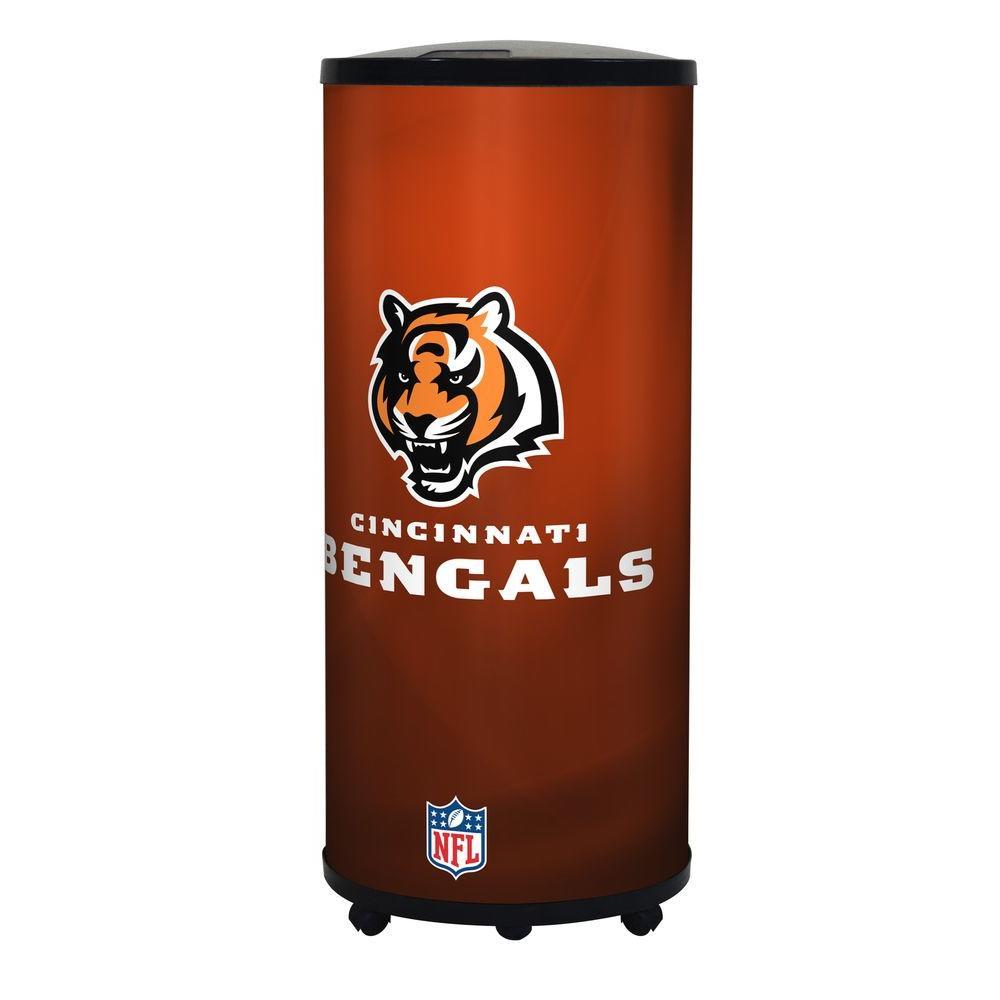 NFL 22 Qt. Cincinnati Bengals Ice Barrel Cooler