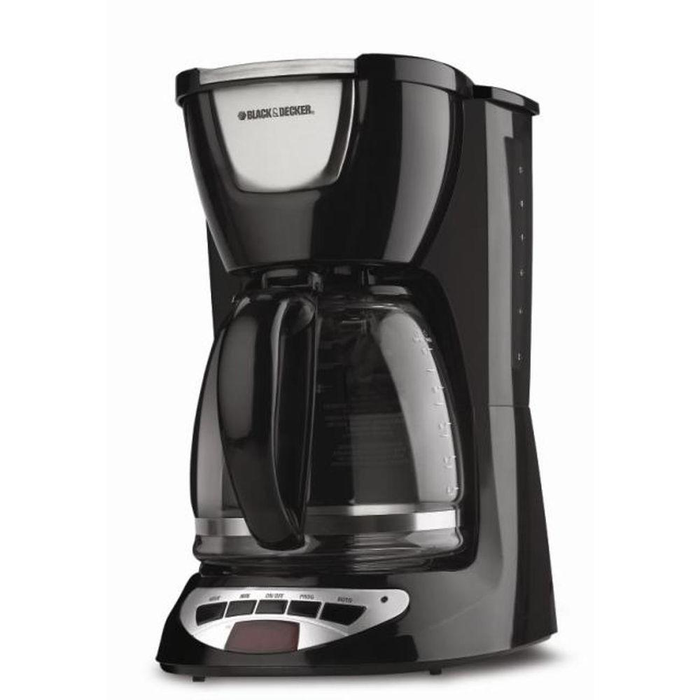 BLACK+DECKER 12-Cup Programmable Coffee Maker-DISCONTINUED