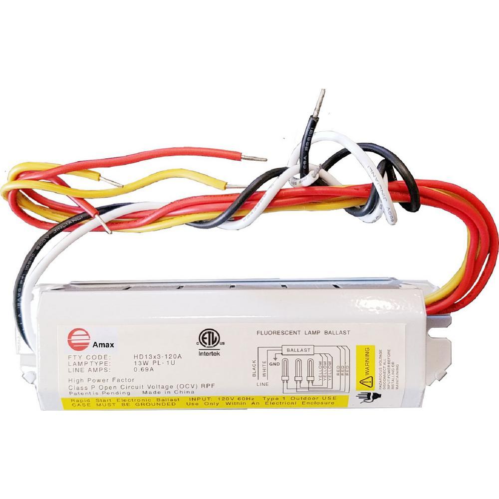 Electronic Ballast 2/x 26/W 3/AAA YZ de 226eaa PLC Balasto