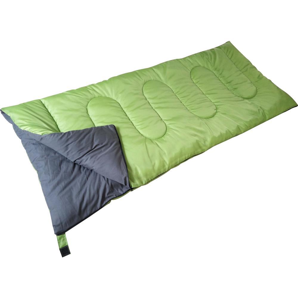 Cool Weather Sleeping Bag in Green