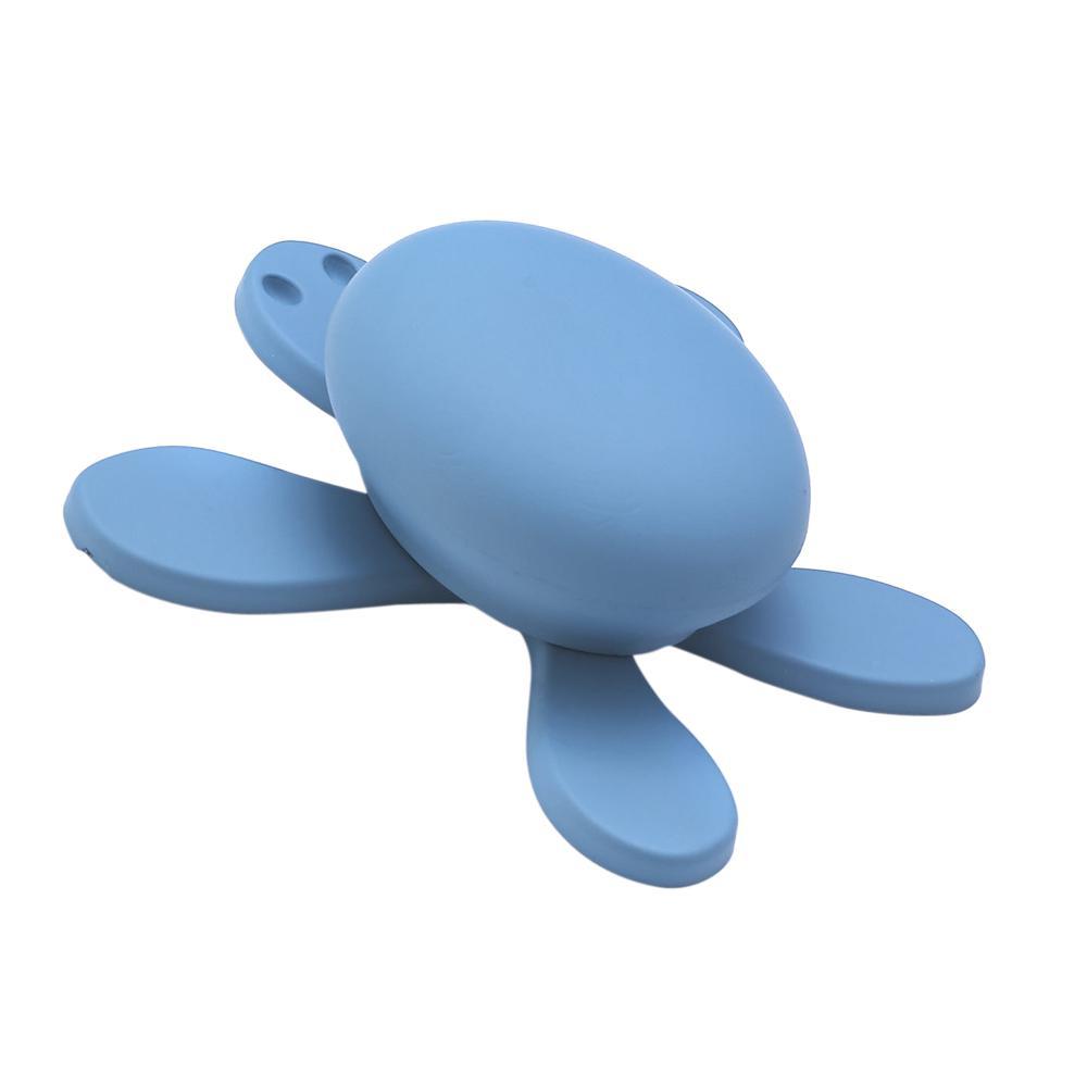 Children 3-3/32 in. Turtle Decorative Hook