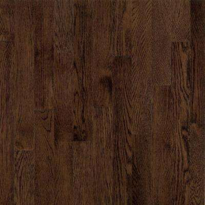 Take Home Sample - American Originals Barista Brown Oak Engineered Click Lock Hardwood Flooring - 5 in. x 7 in.