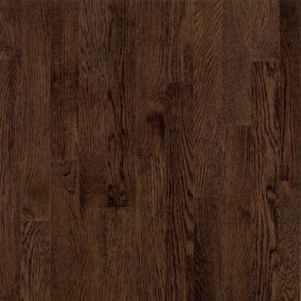 Take Home Sample - American Originals Barista Brown Oak Engineered Click Lock Hardwood Flooring - 5 in. x 7 in.
