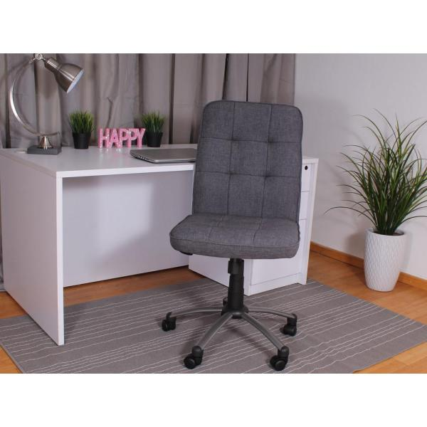 Boss Slate Grey Modern Office Chair Pm B330pm Sg The