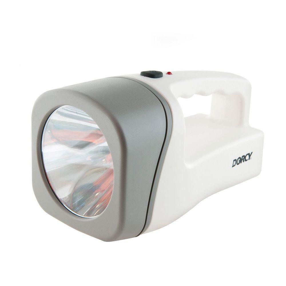 Dorcy Rechargeable LED Flashlight Lantern