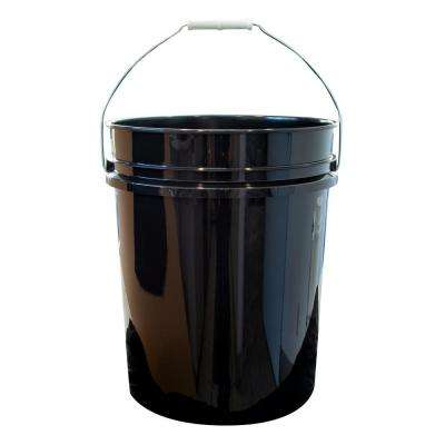5 Gal. Black Pail (10-Pack)