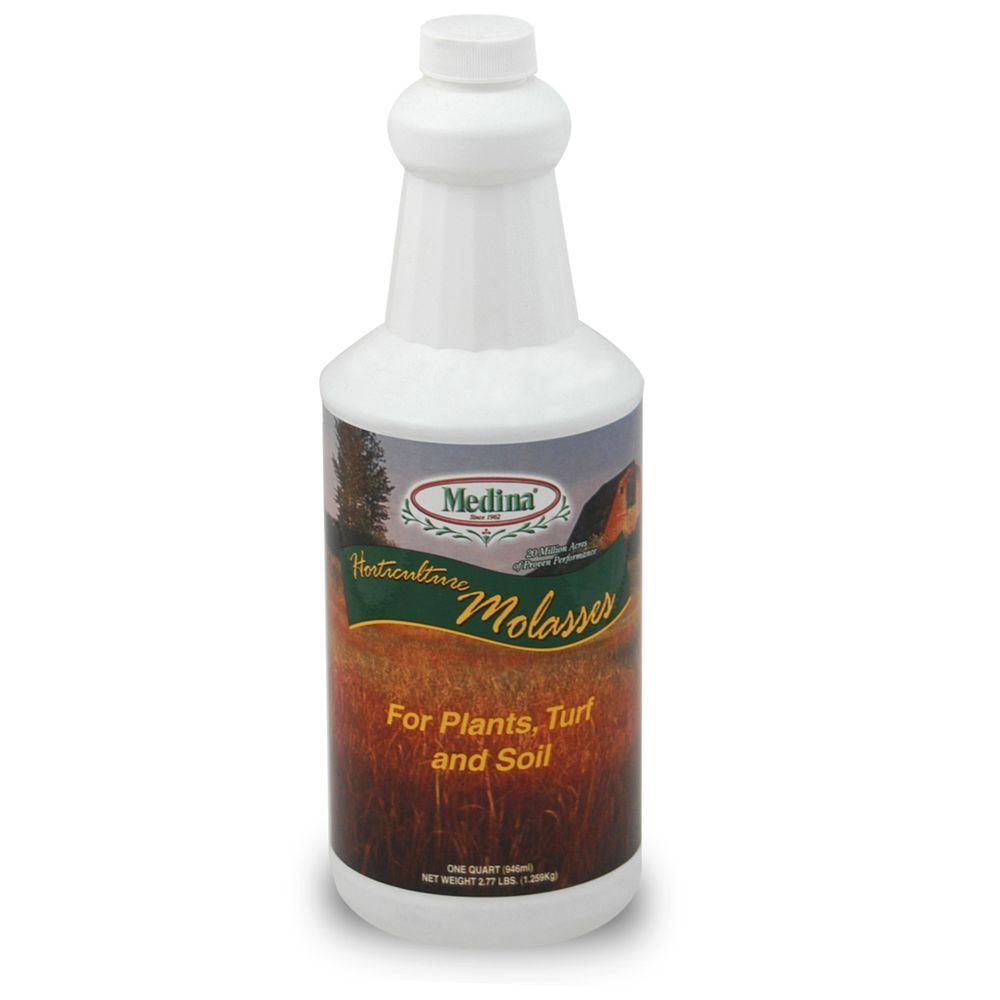 32 oz. Organic Liquid Molasses for Plants Turf and Soil