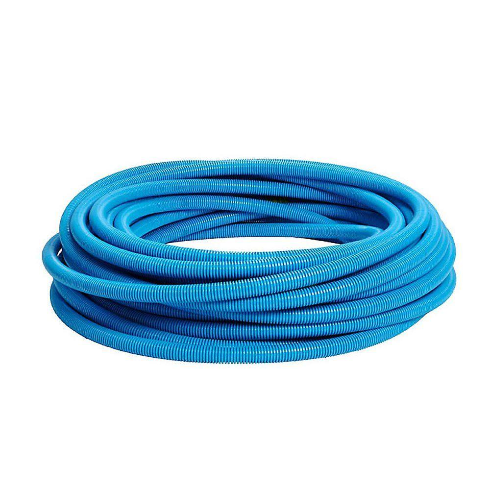 Carlon 1 in. x 25 ft. ENT Coil - Blue-12008-025 - The Home Depot