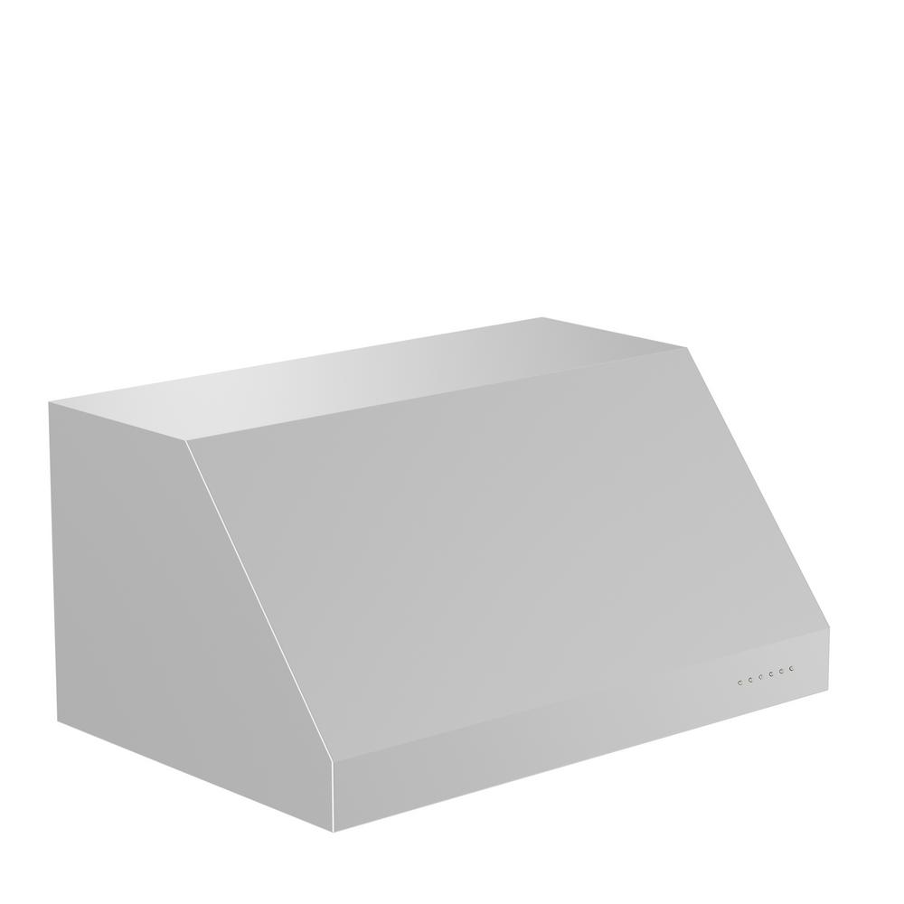 ZLINE 36 in. 1200 CFM Under Cabinet Range Hood in Stainless