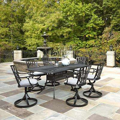 Largo 7-Piece Patio Dining Set with Cushions
