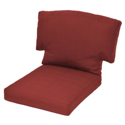 Charlottetown Chili Replacement Outdoor Lounge Chair Cushion
