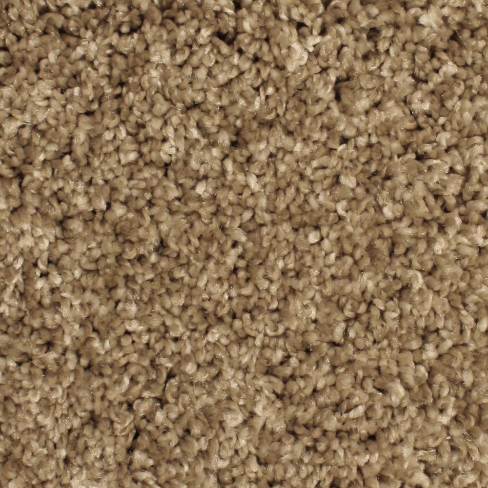 Carpet Sample - Pioneer - Color Prairie Dance Twist 8 in. x 8 in.