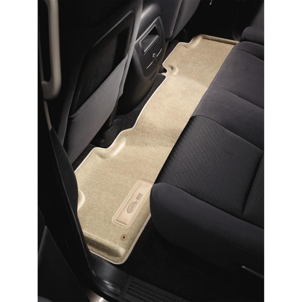 Set of 2 Lund 583042-B Catch-It Carpet Black Front Seat Floor Mat