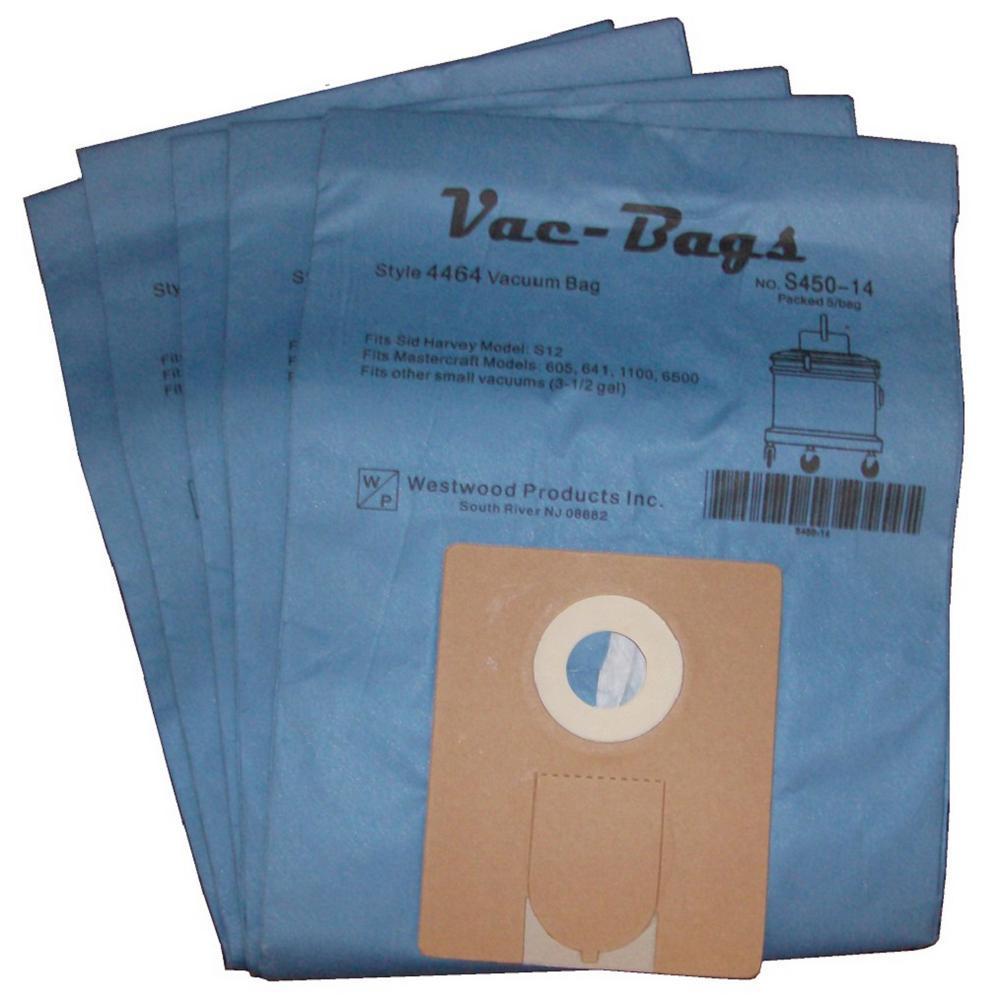 Soot Vacuum Bag