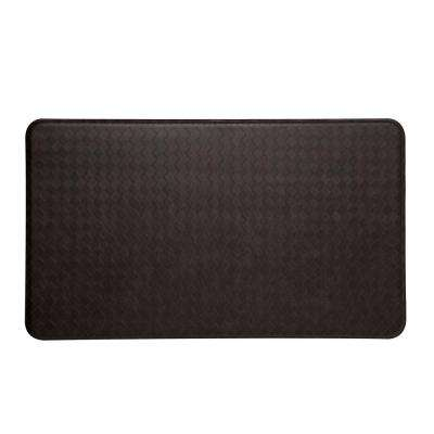 Nantucket Espresso 20 in. x 36 in. Anti-Fatigue Comfort Mat