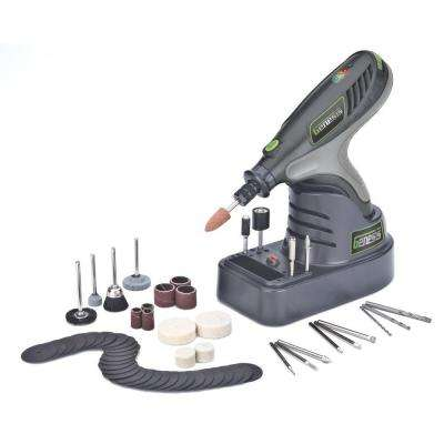 7.2-Volt Lithium-Ion Hobby Tool with 65 Accessories