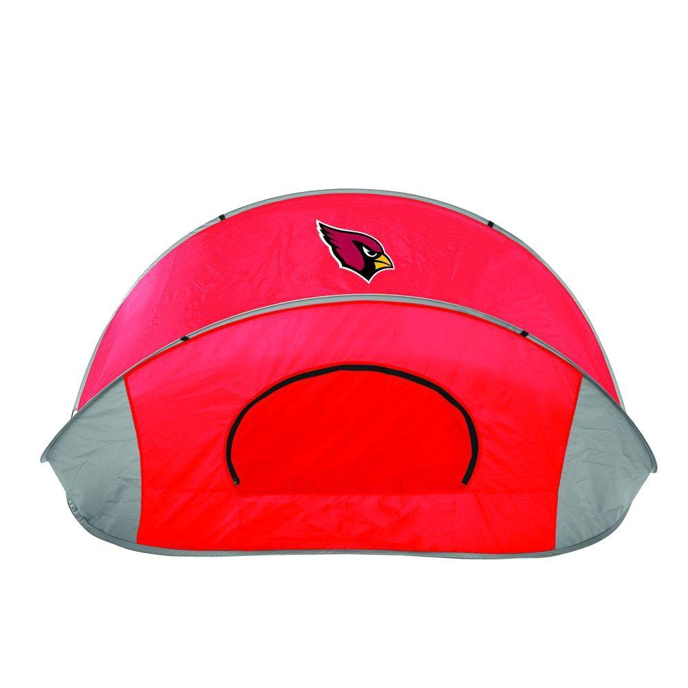Picnic Time Arizona Cardinals Manta Sun Shelter Tent  sc 1 st  The Home Depot & Picnic Time Arizona Cardinals Manta Sun Shelter Tent-113-00-100 ...