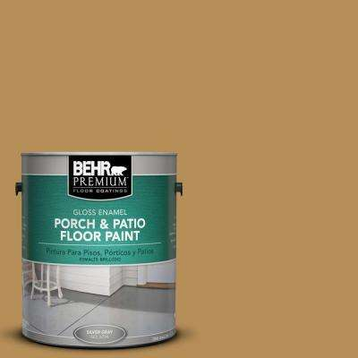 1-Gal. #PFC-30 Clay Terrace Gloss Porch and Patio Floor Paint