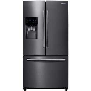 Samsung 24 6 Cu Ft French Door Refrigerator In