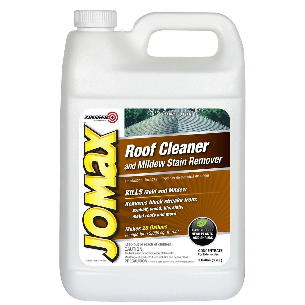 Zinsser 1 gal. Jomax Roof Cleaner (Case of 4)