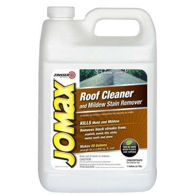 1 gal. Jomax Roof Cleaner (Case of 4)
