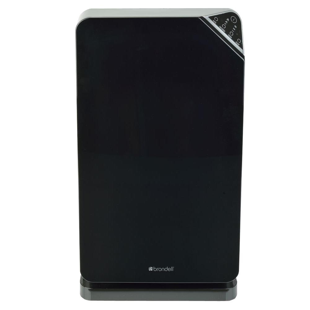O2+ Balance Air Purifier in Black