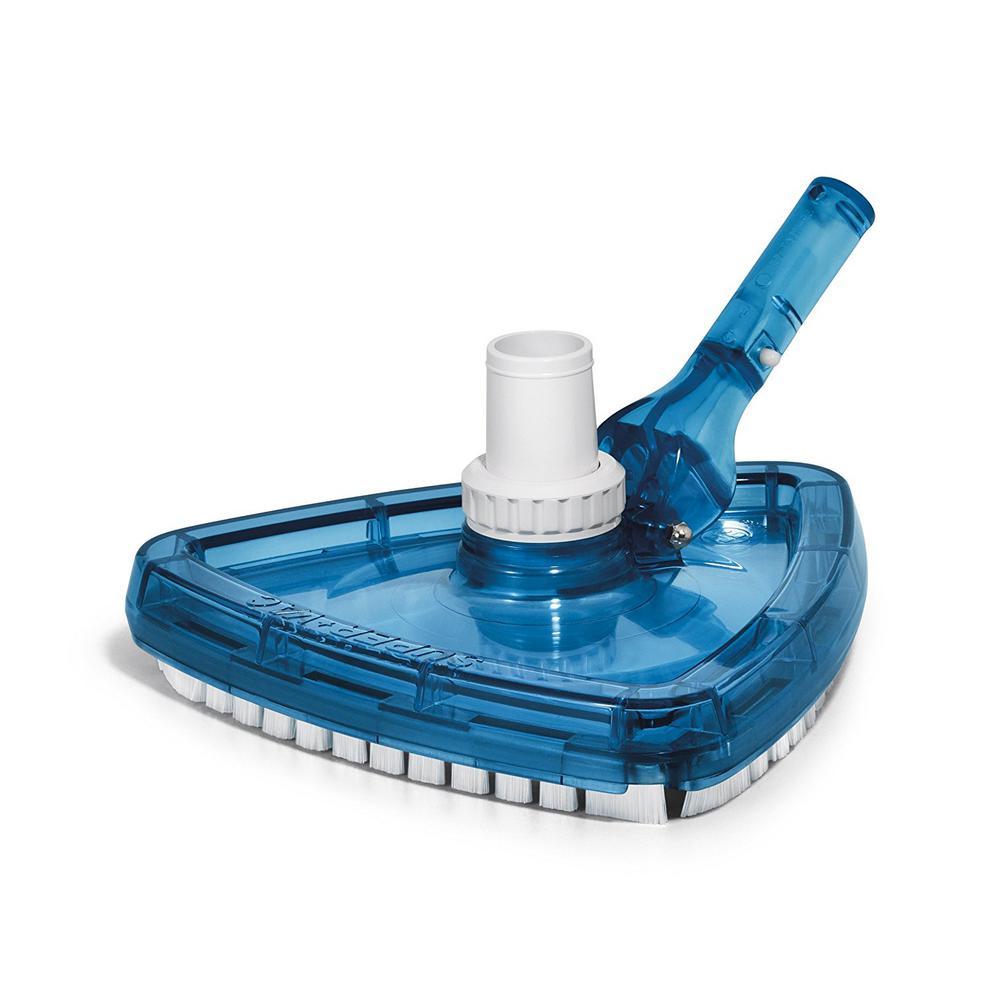 Triangular Pool Vacuum Cleaner Head