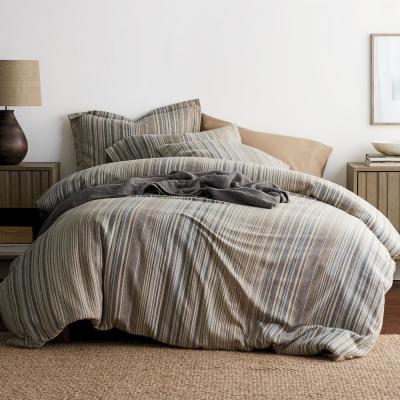 Bromley Stripe Duvet Cover