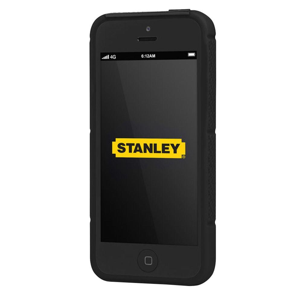 Stanley Technician iPhone 5 Rugged 2-Piece Smart Phone Case - Black