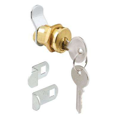 Facility Maintenance & Safety Mailboxes & Slots Brass F Prime-line Products S 4634 Counter Clockwise 5 Cams 5 Pin Mail Box Lock