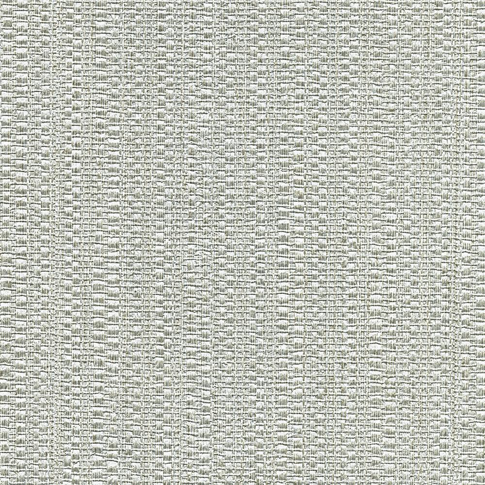 Vertical Grasscloth Wallpaper: 8 In. X 10 In. Biwa Silver Vertical Weave Wallpaper Sample