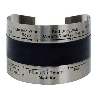 Wine Bottle Thermometer Clip