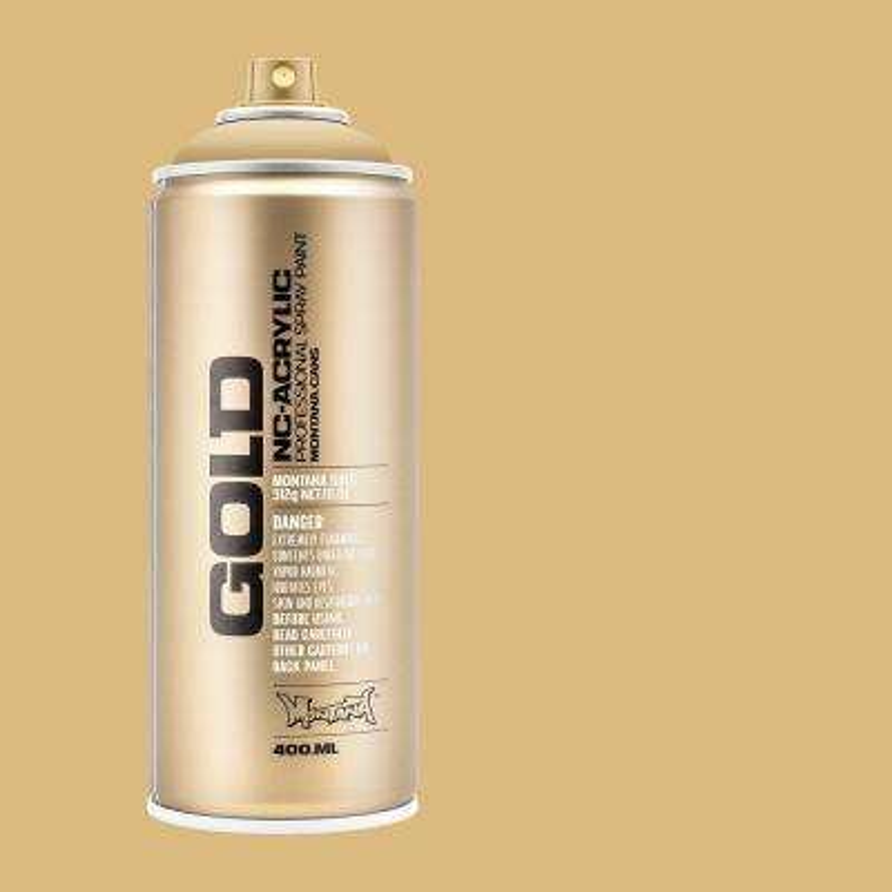 13 oz. GOLD Sahara Beige Spray Paint
