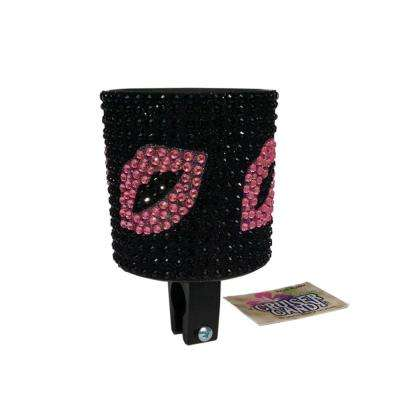 Bling Hot Lips Bicycle Drink Holder