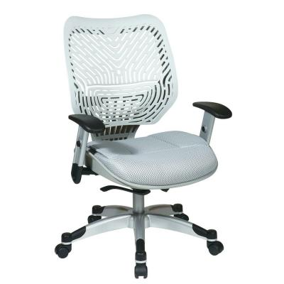 Revv White SpaceFlex Manager Office Chair