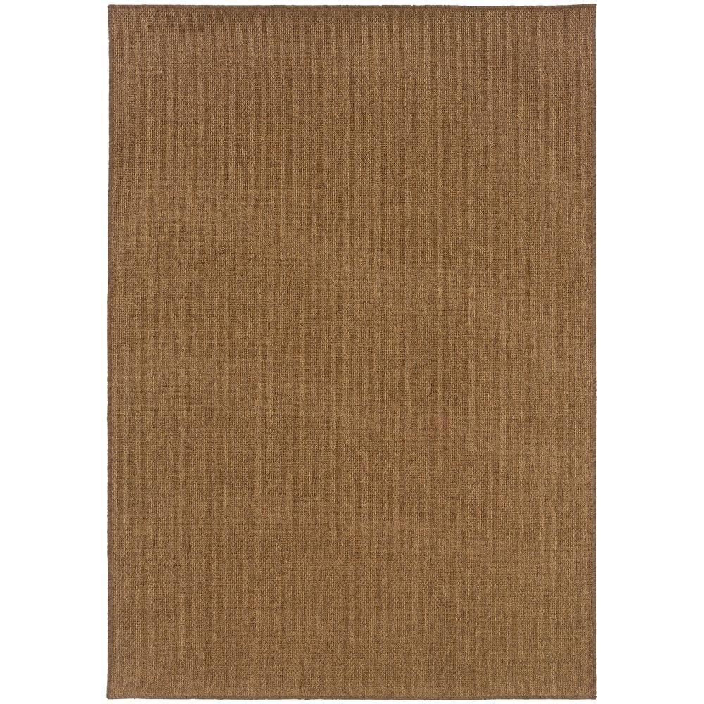 Home decorators collection sanibel dark natural 6 ft 7 in for Home decorators indoor outdoor rugs