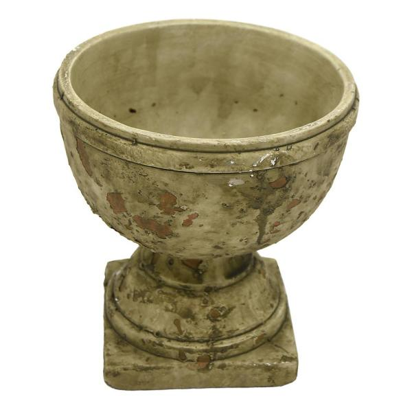 THREE HANDS 7 in. Medium Footed Urn 95870