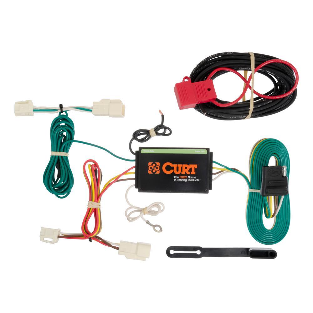 CURT 56148 Custom Wiring Harness Curt Manufacturing