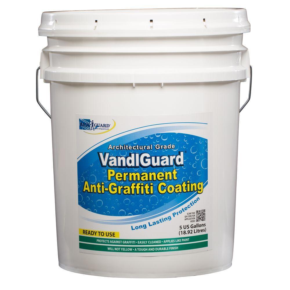 VandlSystem 5 gal. VandlGuard Non-Sacrificial Anti-Graffiti Coating