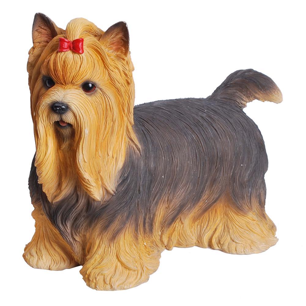 Yorkshire Terrier Statue