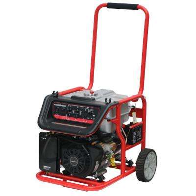 7000-Watt Gasoline Powered Electric Start Portable Generator