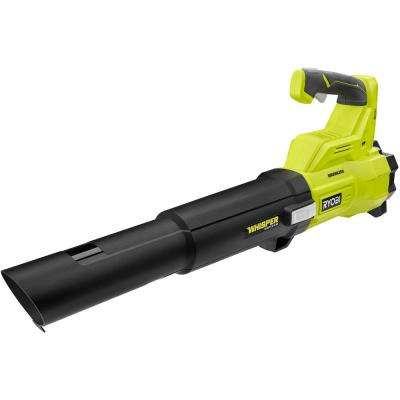 110 MPH 410 CFM 18-Volt ONE+ Brushless Cordless Variable-Speed Lithium-Ion Jet Fan Blower (Tool-Only)