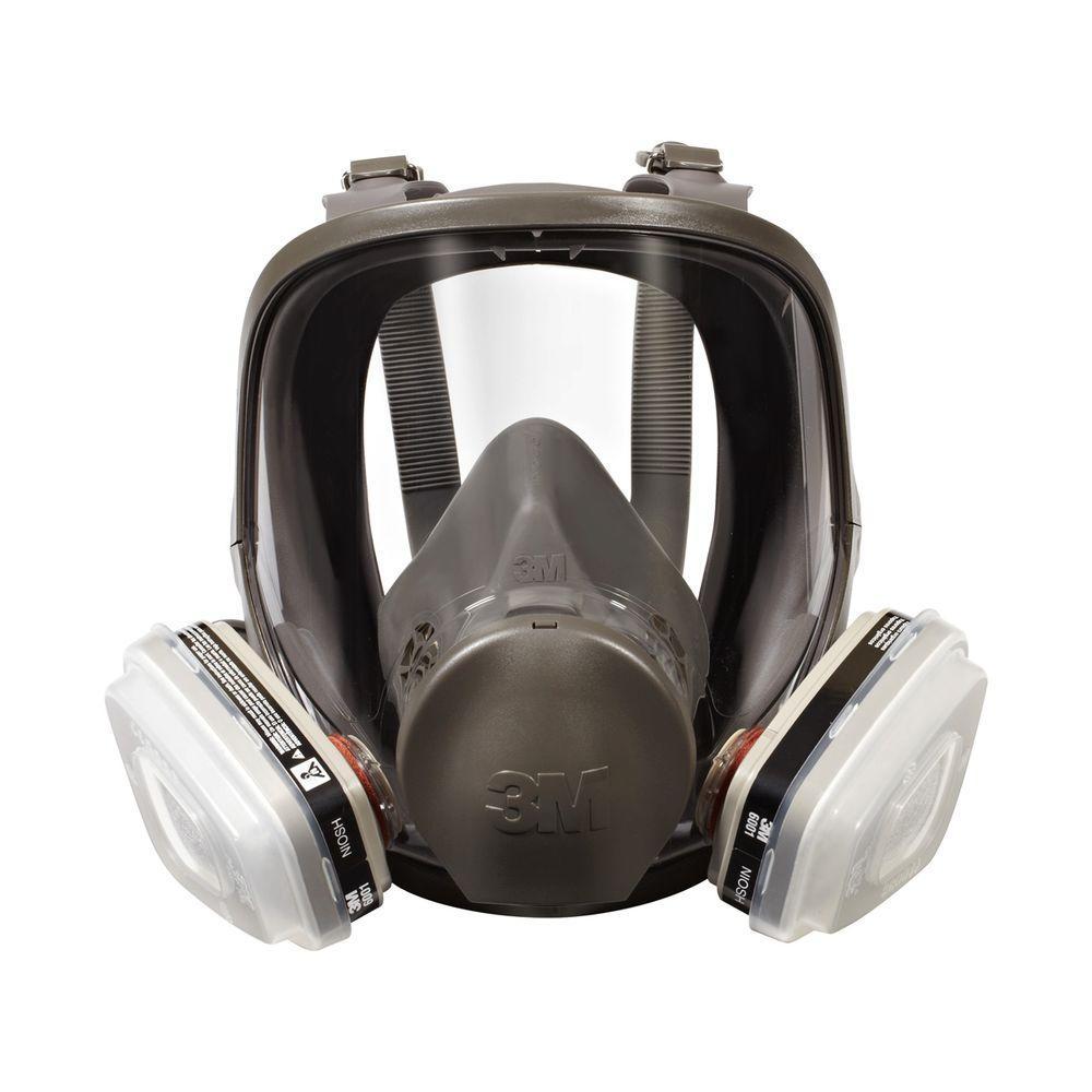 3m tekk protection medium full face paint spray project