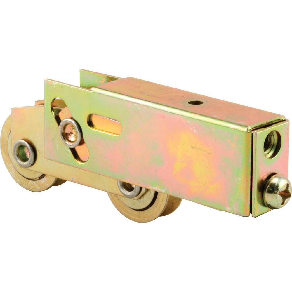 Sliding Door Tandem Roller Assembly, 1-1/4 in. Steel Ball Bearing