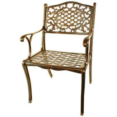 Mississippi Arm Patio Chair