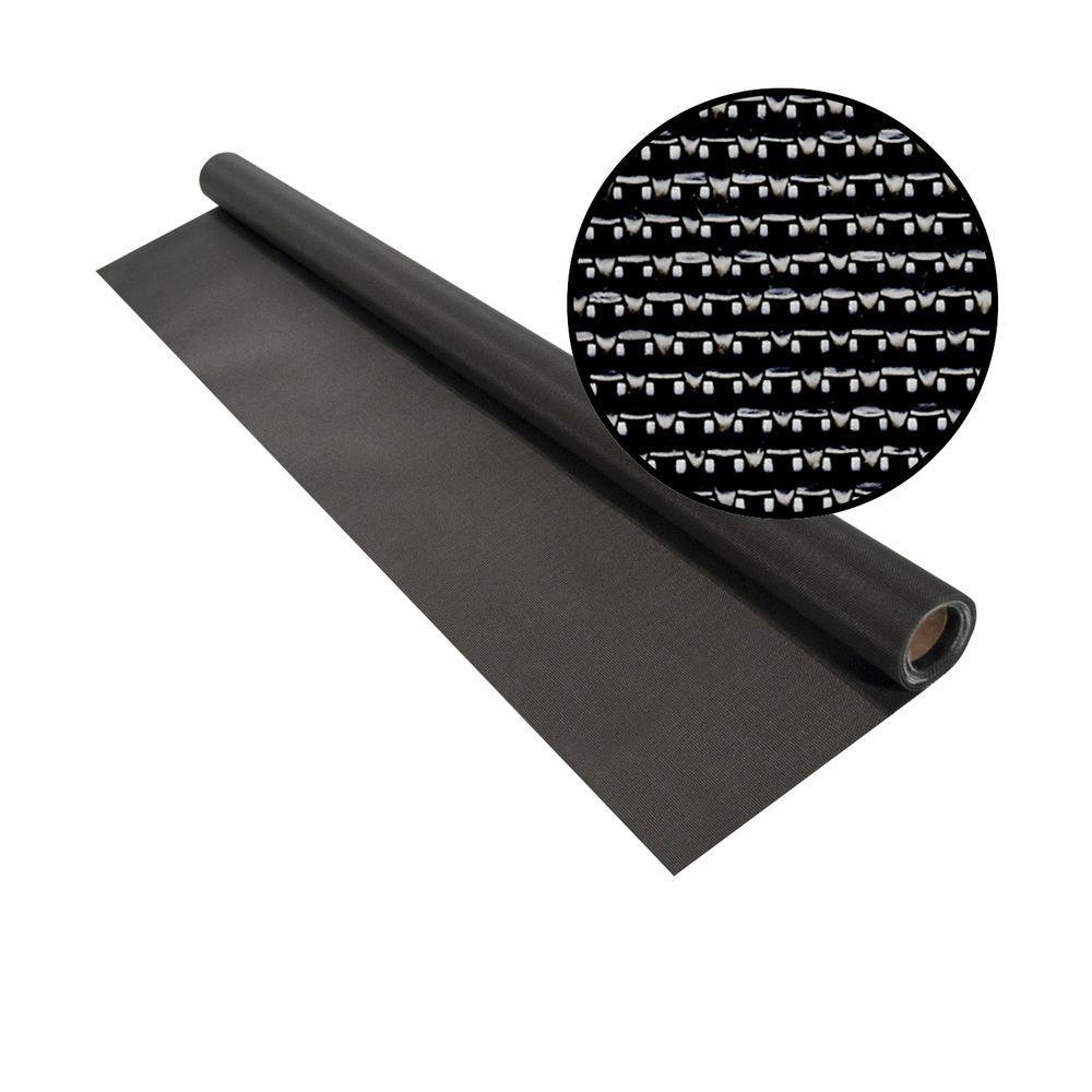 60 in. x 96 in. Black SunTex 90