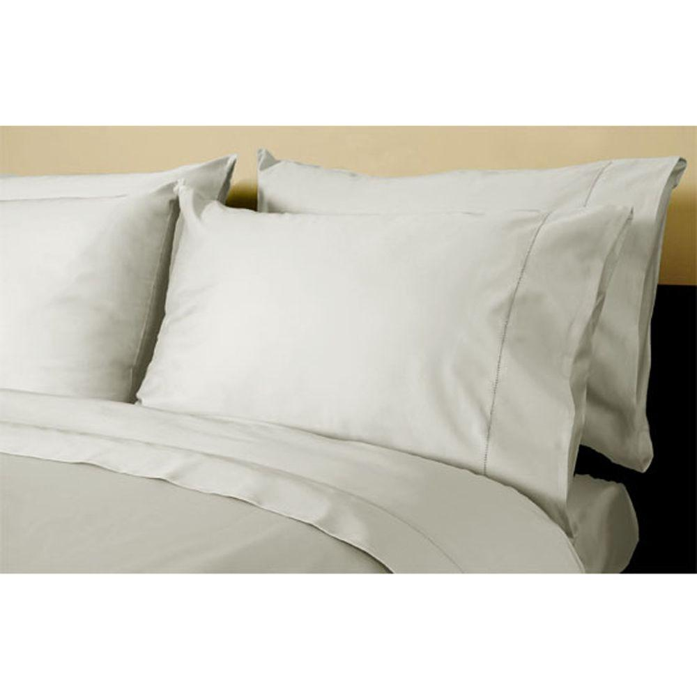 Home Decorators Collection Hemstitched Windrush Standard Pillowcases
