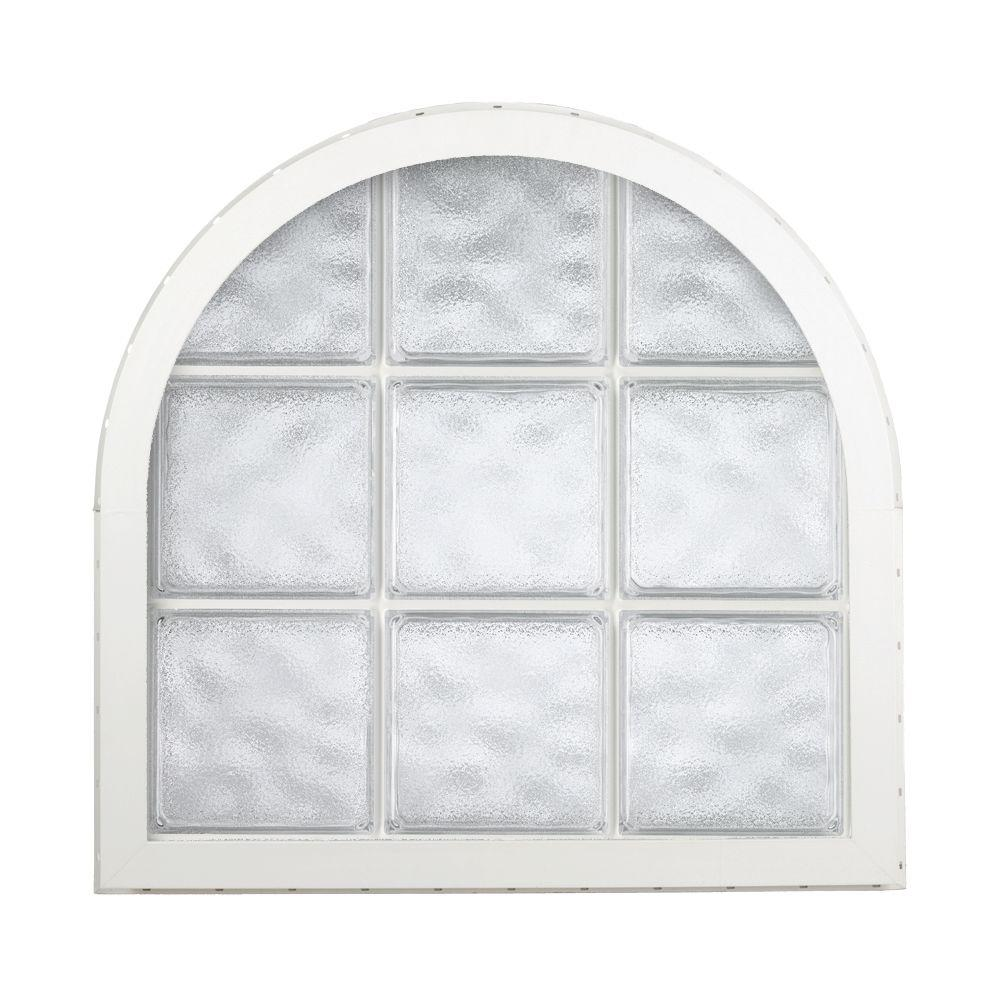 Suresill 1 3 8 In X 42 In White Pvc Sloped Head Flashing