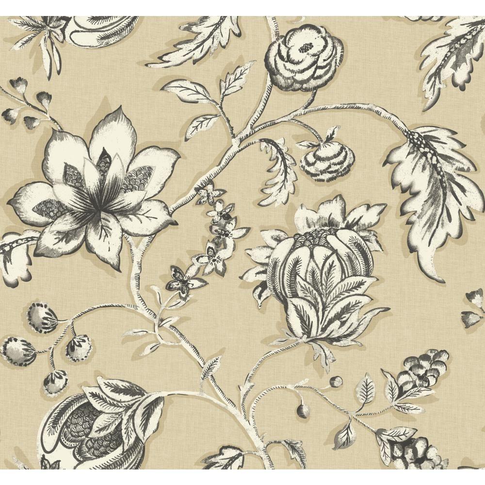 York Wallcoverings Modern Shapes Jardin Wallpaper MS6453